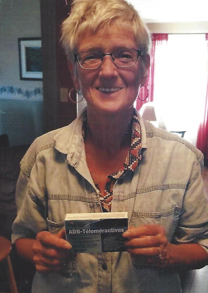 Jeannette Lévesque - Saint-Alexandre de Kamouraska