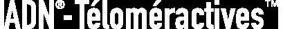 Logo ADN-Téloméractives